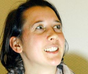 Sarah Delys é um criminologista trabalho de Educação em Direitos Humanos e Centro de Vigilância em Tbilisi.