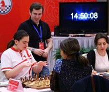 Georgia_women_chess_team_2015