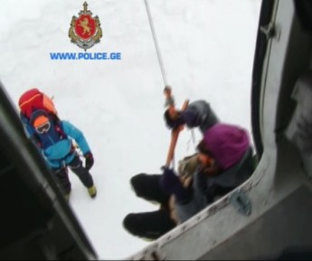 polish_tourists_rescued_from_mount_tetnuldi