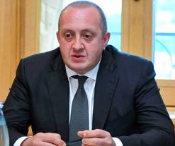 President Giorgi Margvelashvili sent condolences to victims of the London attacks
