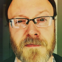 DFWCon's 2019 keynote speaker is bestselling author Chuck Wendig.