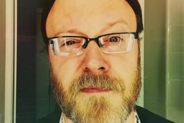 DFWCon's 2019 keynote speaker is bestselling author Chuck Wendig.