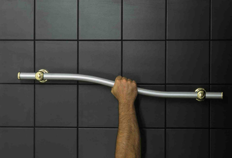 safety handle bar