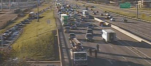 Person airlifted from crash on 635 in Garland | DFW Scanner
