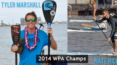 WPA Region 12 Champs Tyler Marshall and Nate Richard