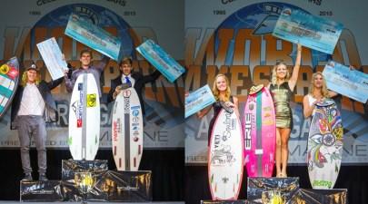 World Wake Surfing Championship
