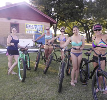 Bike2Yoga Classes at DFW Surf in Frisco, TX