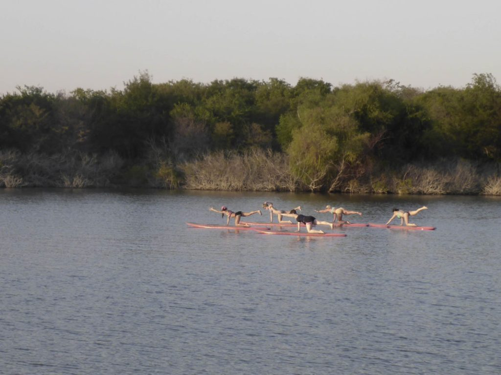 yoga-lake-lewisville-dfw-surf