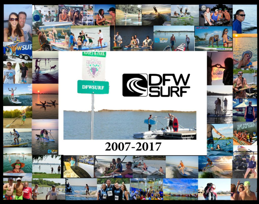 DFW Surf Remembering 2007-2017