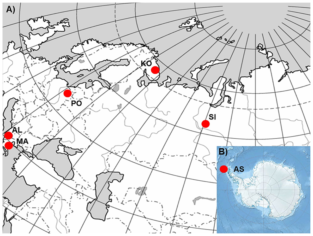 Retrotransposon Based Genetic Variation Of Poa Annua Populations From Contrasting Climate