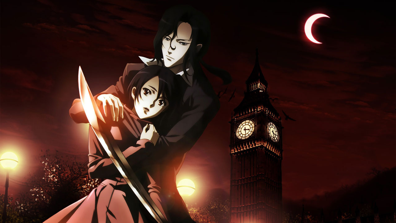 Melhores animes com Vampiros