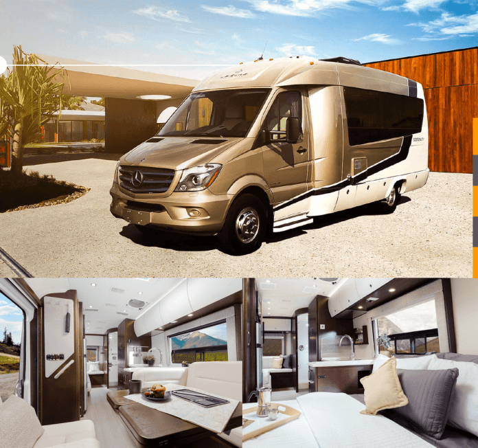 These Luxury RVs Will Let You See America in Style