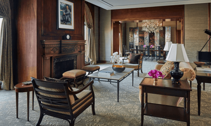The Top Hotel Suites of Dallas