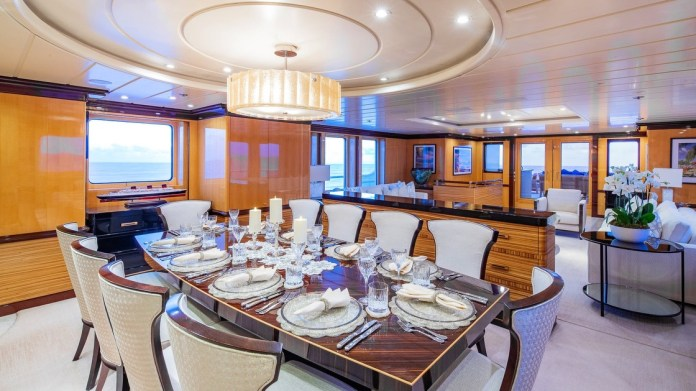 Five Best Superyacht Charters for the Summer