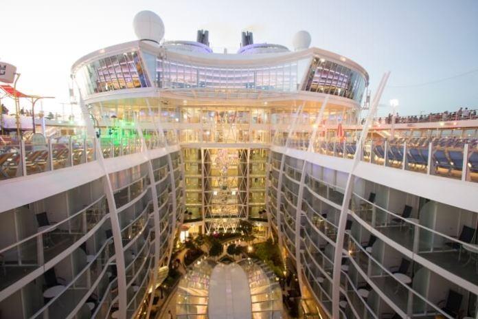 Inside Royal Caribbean's Symphony of the Seas