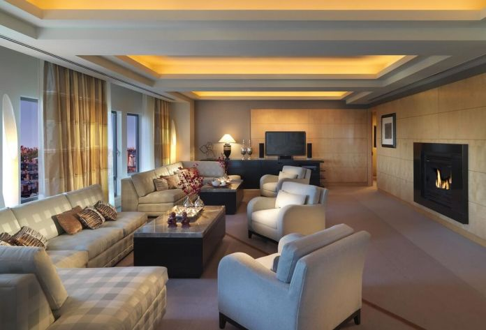 Mandarin Oriental Boston Hotel Suite
