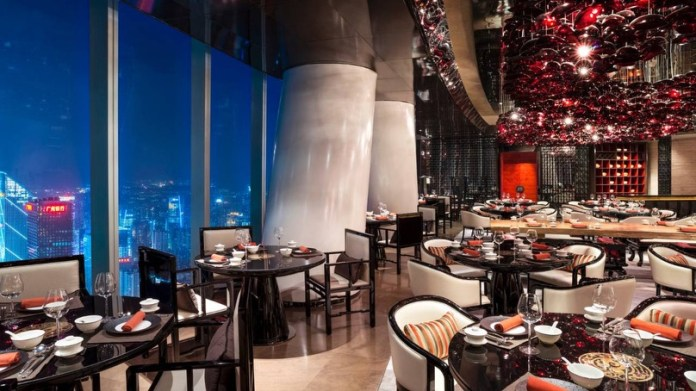 best restaurants Luxury Hotels