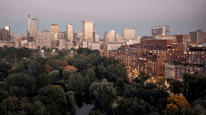 Best Hotel Suites Boston Luxury