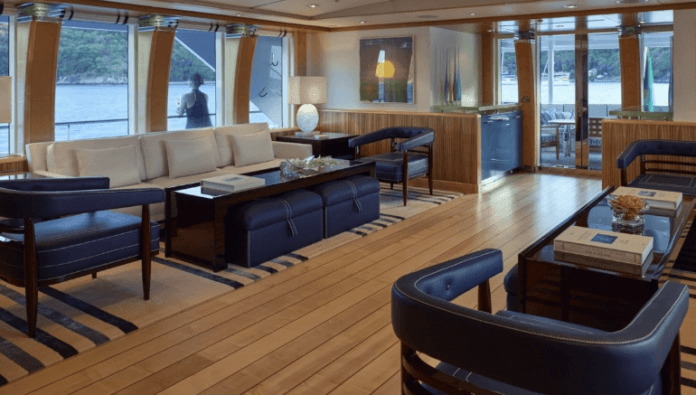 Superyachts for Winter Sailing Charter