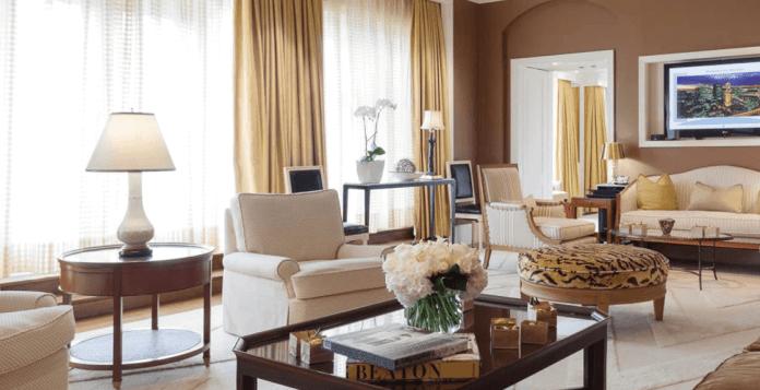 Four Season Hotel Boston Suite Stay