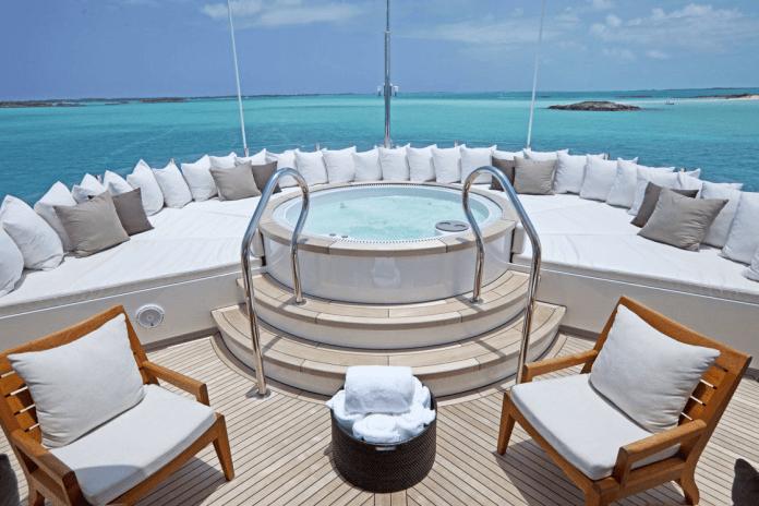 Superyacht Charters Winter