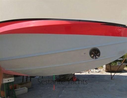 Riva 51 Turborosso - Agropoli (19) Sestante Yachts brokerage company