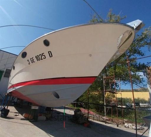 Riva 51 Turborosso - Agropoli (20) Sestante Yachts brokerage company