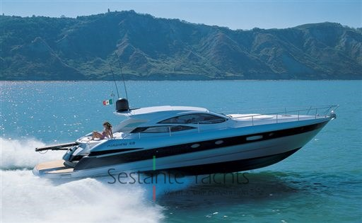 Pershing 50 - Sestante Yachts