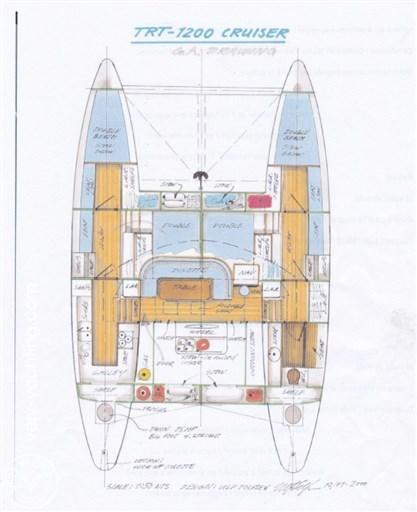Cata TRT 200 - Plan