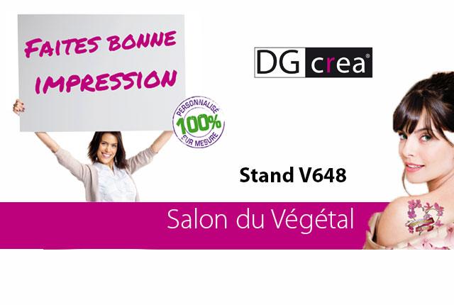 Salon du végétal : rencontrons-nous !
