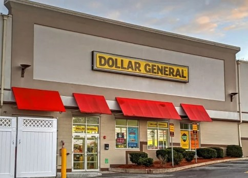 dollar general gift card store