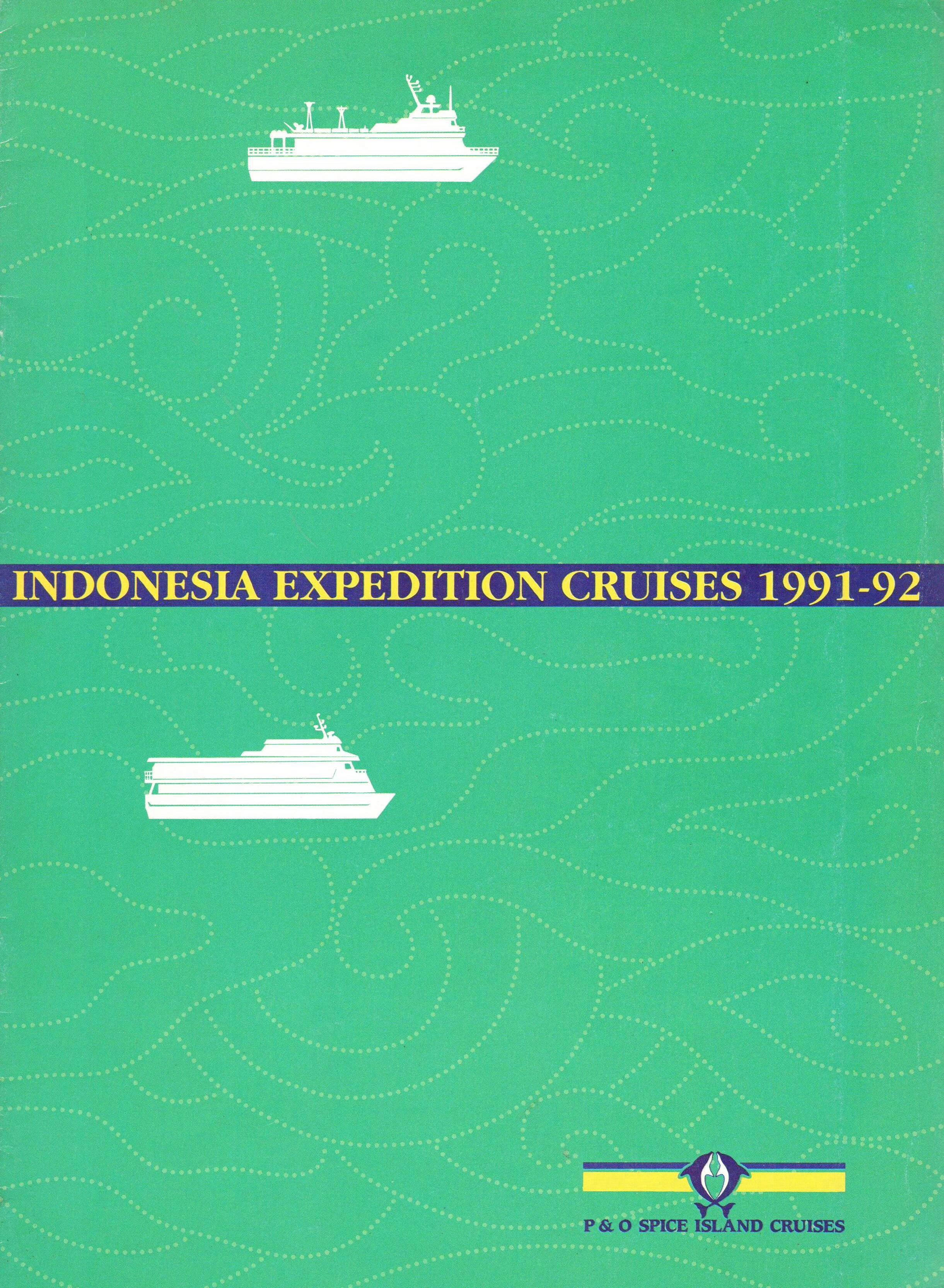 Cover Indonesia Expedition Cruises