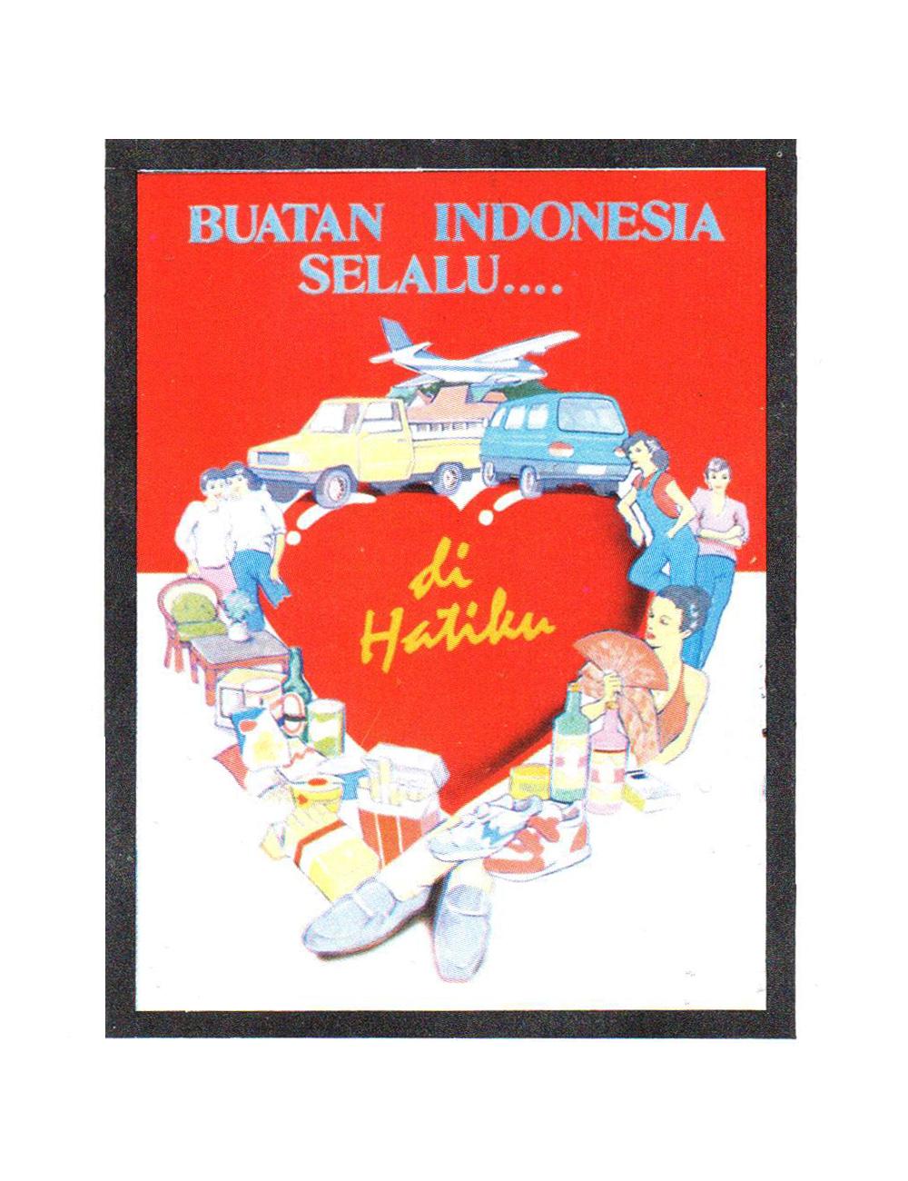 Juara Harapan 4 Lomba Poster 87_Tonny A. Iskandar