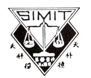 1. 1902, Simit logo