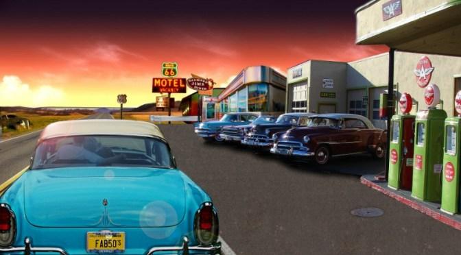 50's Classic Cars