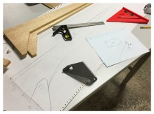 Designing phase for the truss assembly