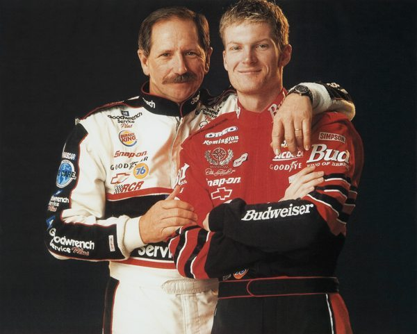 Dale Earnhardt Sr Amp Jr Father Amp Son DGL Sports Vancouver Sport And Memorabilia