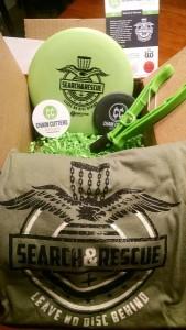 Chain Cutter's Union Search and Rescue Box