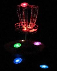Nite Ize Glow Disc Golf Discs