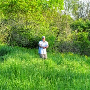 Disc golf pre-shot routine