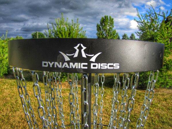 Dynamic Discs Recruit Basket Header