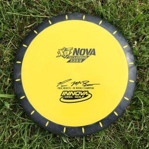 Innova Nova Black and Yellow