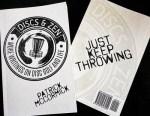 discs and zen disc golf book