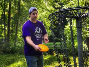 Base Plastic For Disc Golf Putting