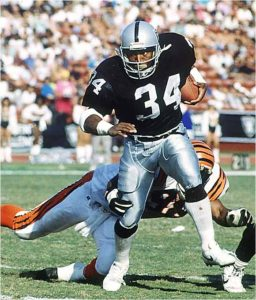 The one and only Bo Jackson