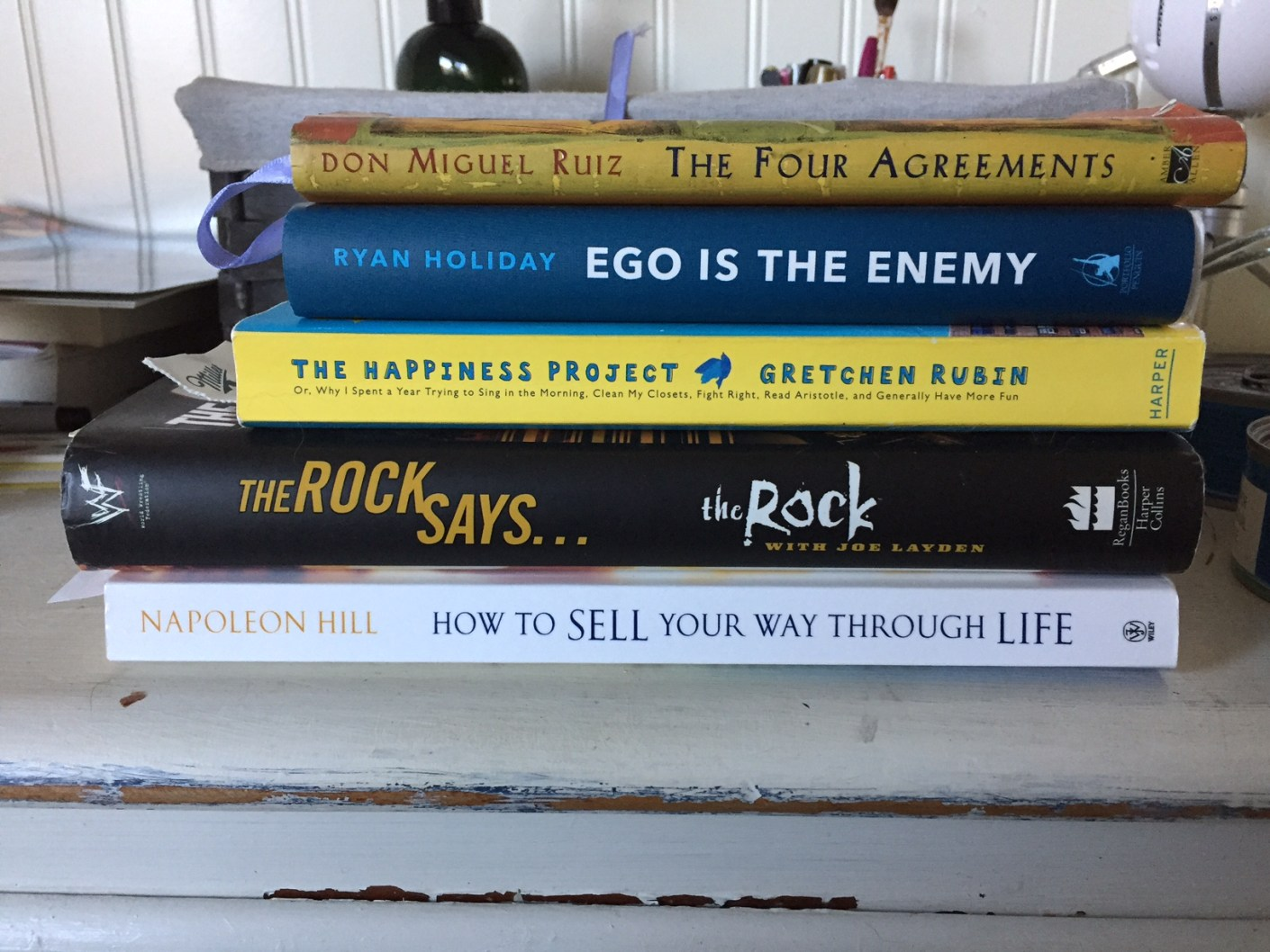 Maximize Your Growth With These Reading List Picks From 2017