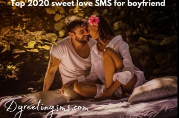 Top 2020 sweet love SMS for boyfriend