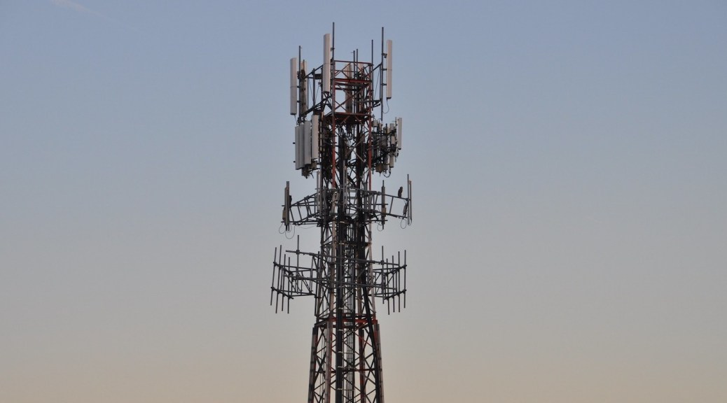 Why Are People Burning Cell Phone Towers?