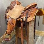 Claudia saddle
