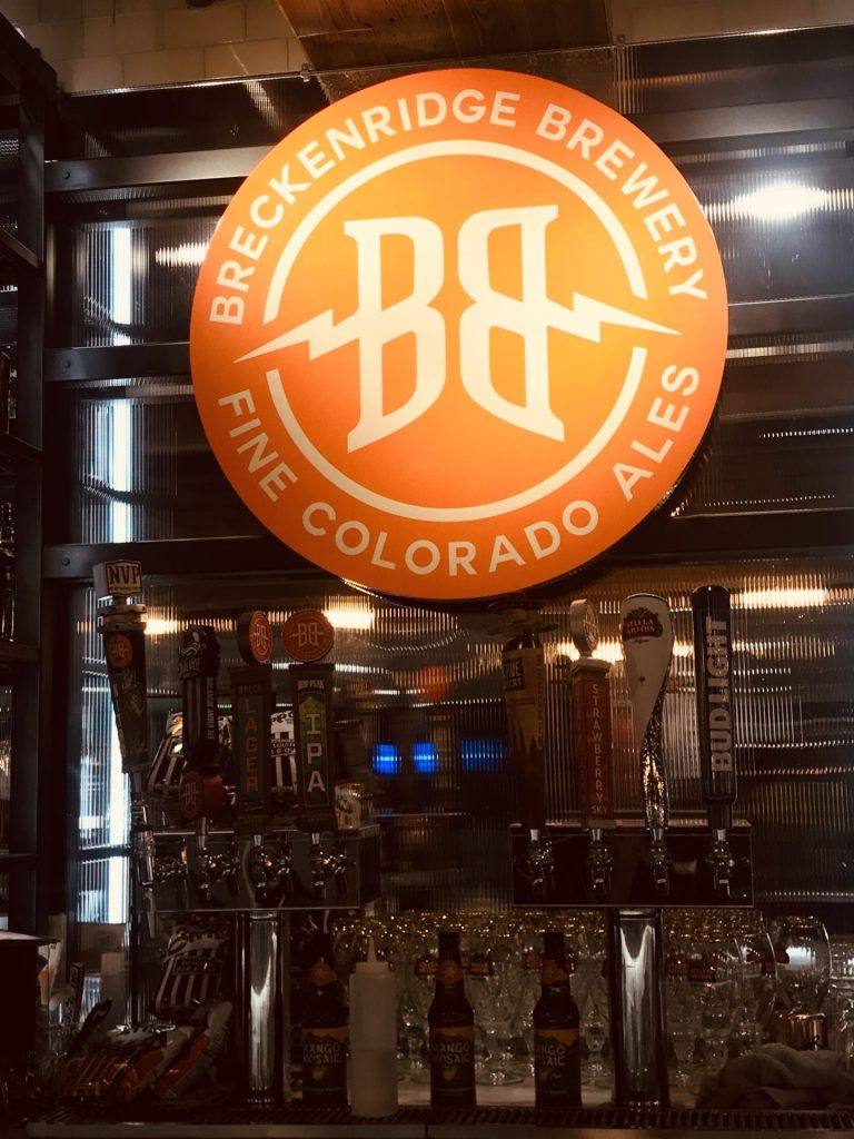 Discovering Avalanche at Breckinridge Brewery Bar